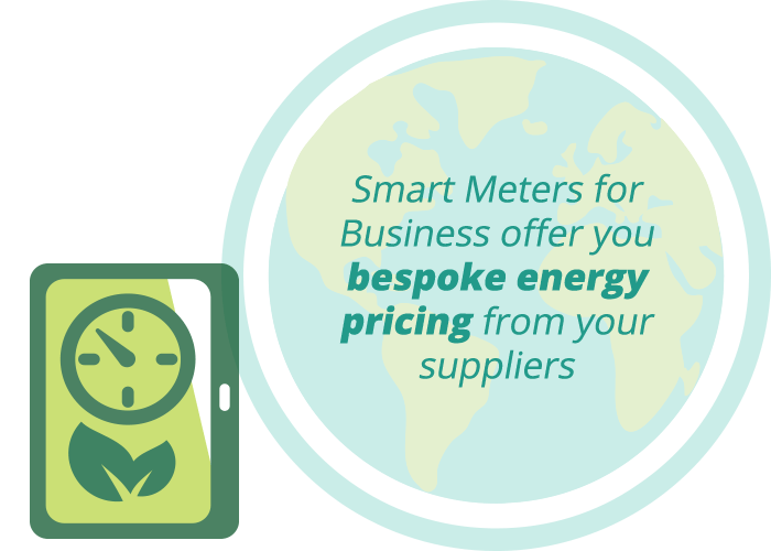 Smart Meters help your business save money